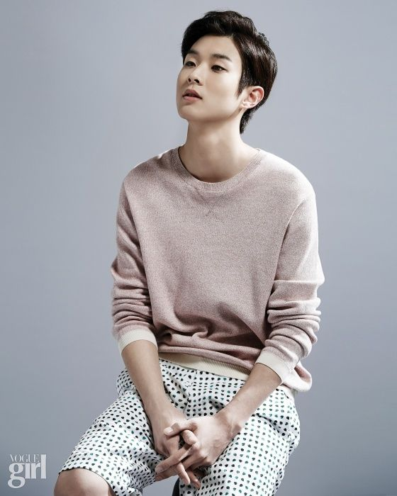 Choi Woo-Sik (Ho Goo's Love, Secretly Greatly, Pride and Prejudice, Fated to Love You, You're All Surrounded, Rooftop Prince)