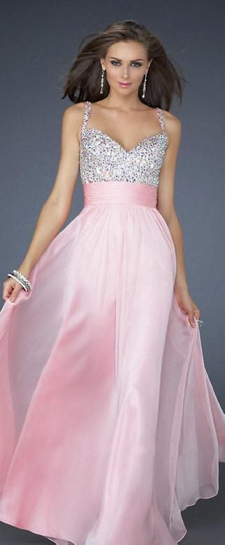 Embellished Evening Dresses In Stock tkzdresses16545bhj #longdress #promdress