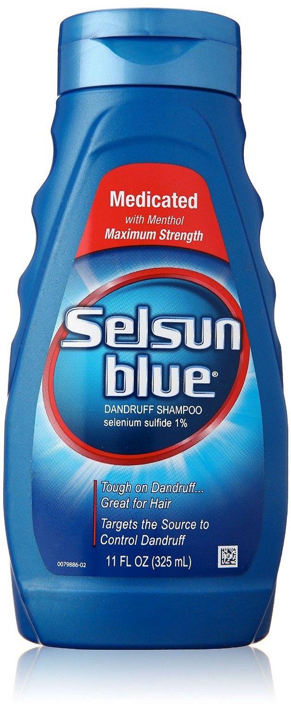Selsun Blue Medicated Dandruff Shampoo