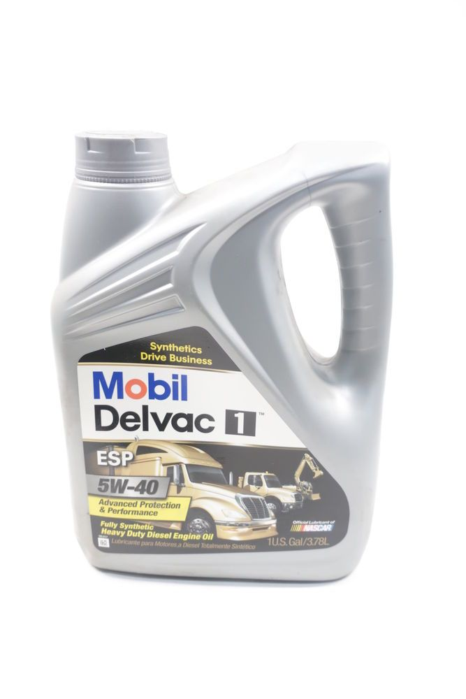 ebay sponsored mobil delvac 1 5w 40 esp synthetic diesel engine oil rh in pinterest com