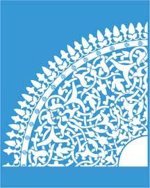 http://www.fauxstore.com/images/Stencils/Celtic-Medallion-Qtr.jpg