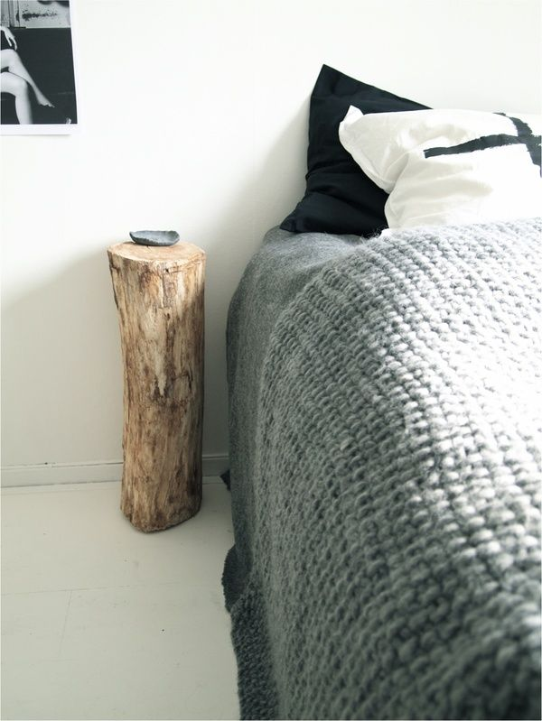 WABI SABI - simple, organic living from a Scandinavian Perspective.: wool and wood