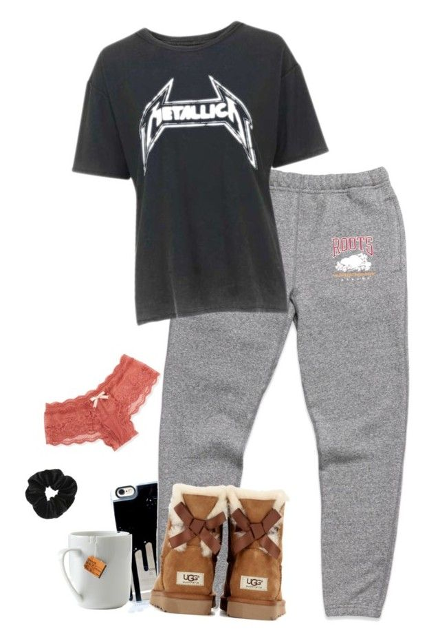 """""""2:50 pm -- RADIO // ALKALINE TRIO"""" by robyn42cupcakes ❤ liked on Polyvore featuring Topshop, UGG Australia, le mouton noir & co., Miss Selfridge and Eberjey"""