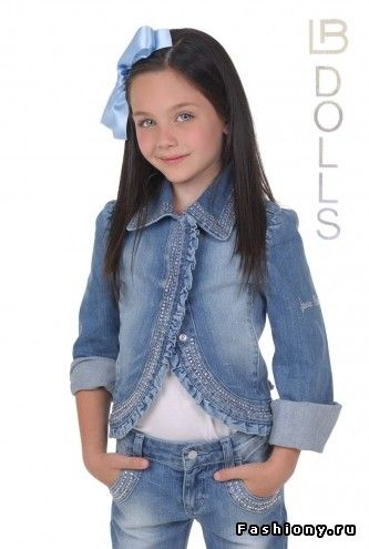 Коллекция одежды для девочек Laura Biagiotti весна- лето 2012 / одежда для девушек на лето