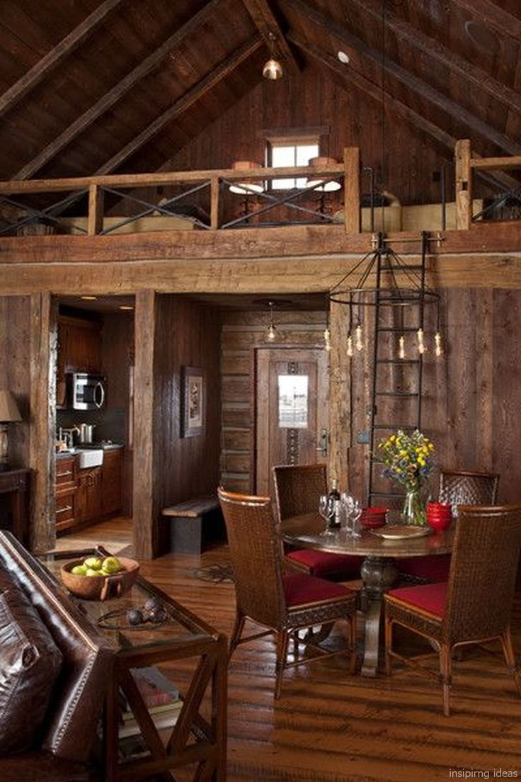 001 Small Log Cabin Homes Ideas roomaholic Rustic hous