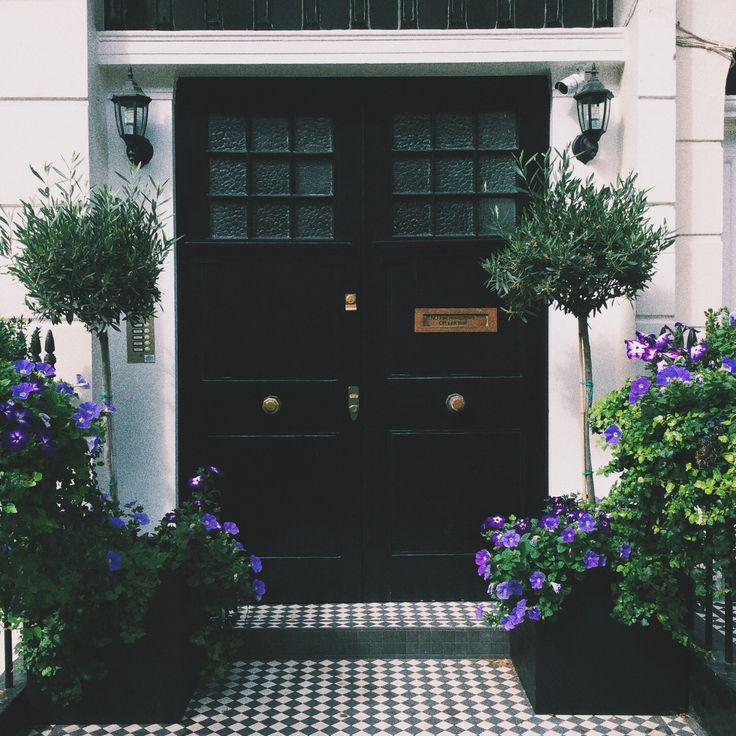 A beautiful house in Marylebone, London