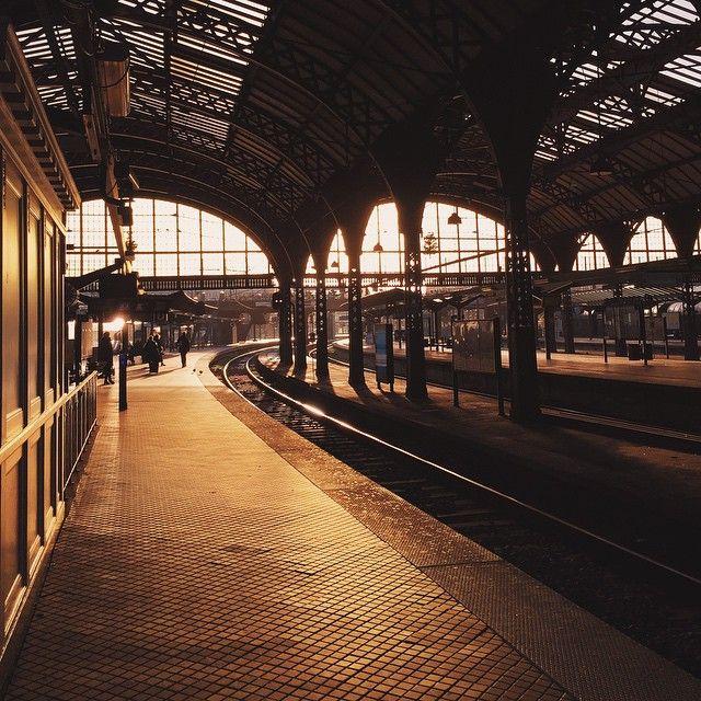 Copenhagen Central Station.......Photo by MMHenriksen