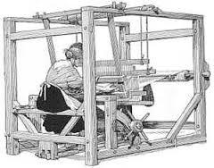 Lanzadera Volante.  Fue inventada en 1733 por John Kay. Se aplicó en el sector de textil para tejer más rápido.  http://es.wikipedia.org/wiki/Lanzadera_volante Por: Inés López de Toledo.
