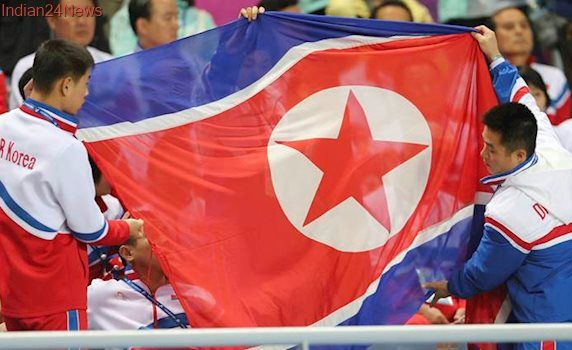 North Korea free to take part in 2018 Winter Olympics Games