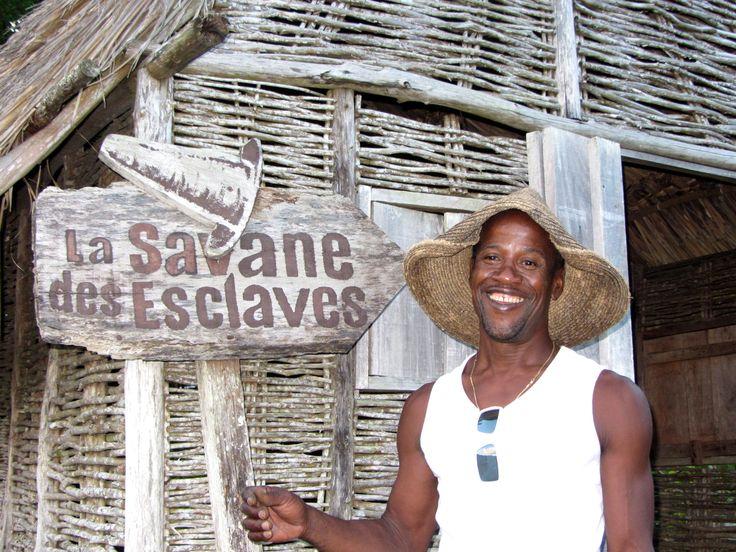 l'histoire de la Martinique en BD a la savanes des esclaves en ...
