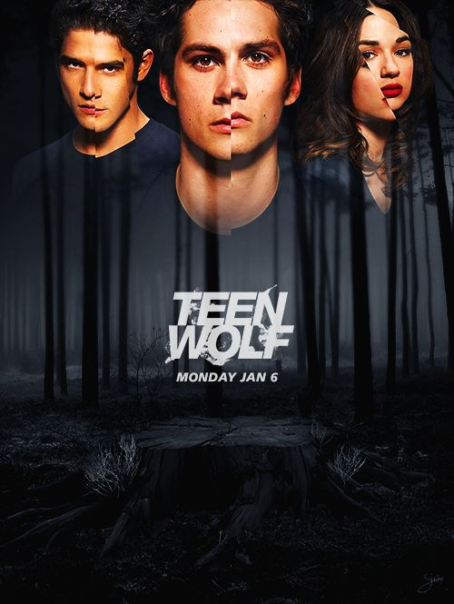 The gallery for --> Teen Wolf Season 4 Poster Lose Your Mind