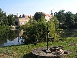 Uherčice, Czech Republic