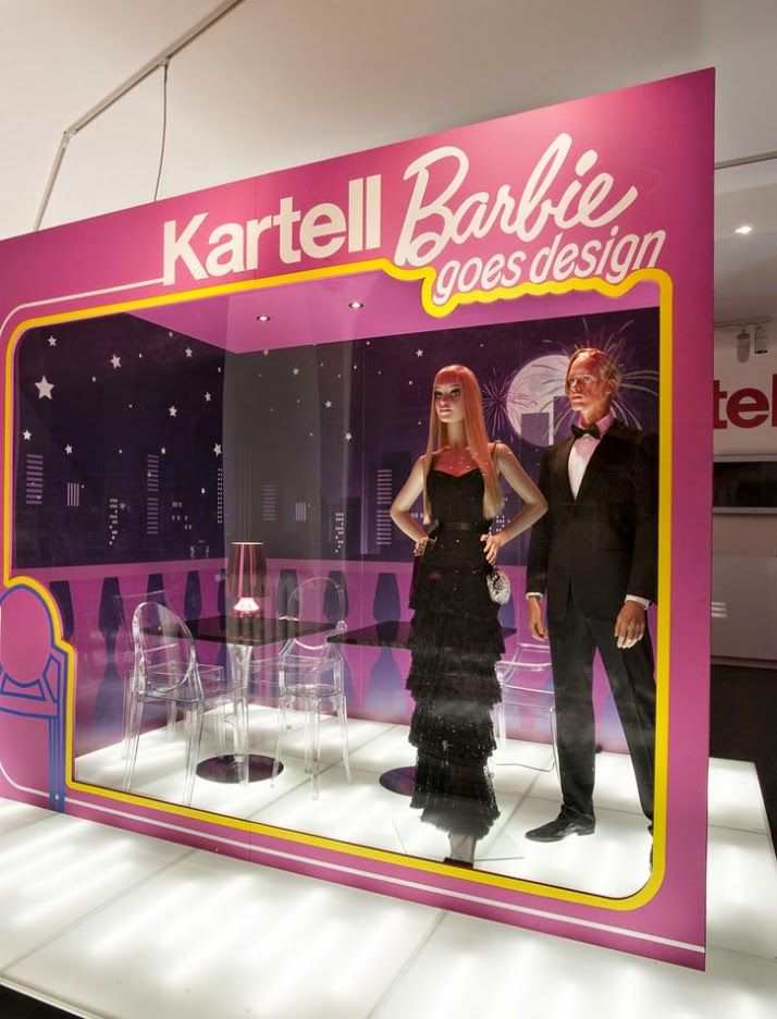 kartell and barbie goes design - Google-søgningT The Fashion Doll Chronicles
