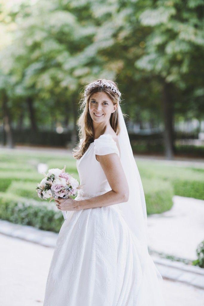 blog de novias beatriz alvaro: el vestido de novia de carmen | boda