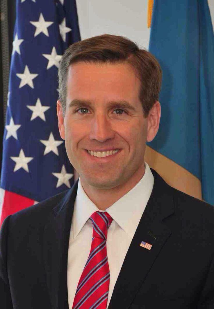 "Joseph ""Beau"" Biden III | 1969-2015 (son of Vice President Joe Biden)"