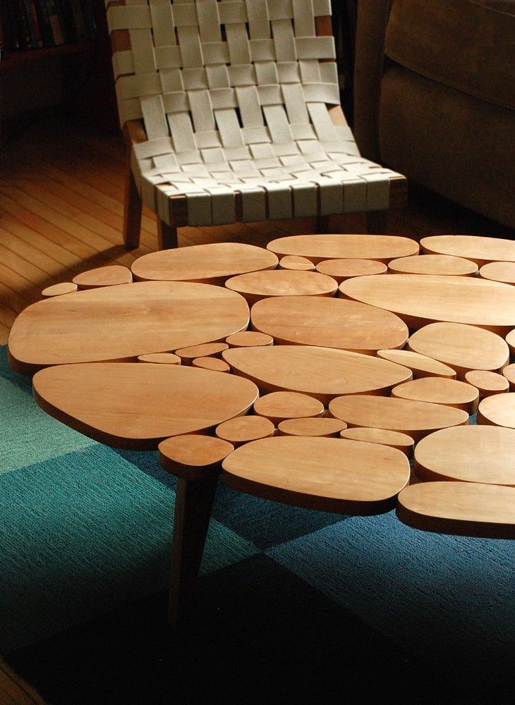 Timber cuts table
