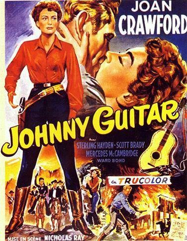 Johnny Guitar. Molt bona!