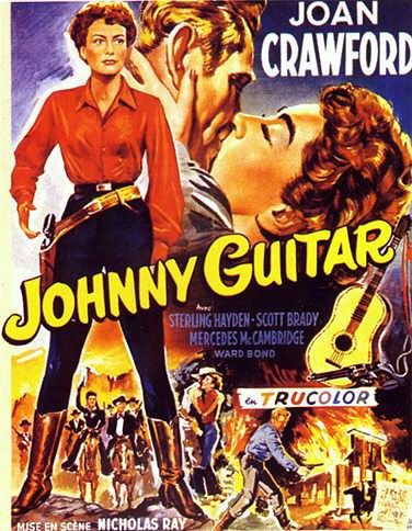 Johnny Guitar. Molt bona!
