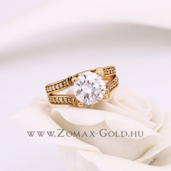 Rozalinda gyűrű - Zomax Gold divatékszer www.zomax-gold.hu