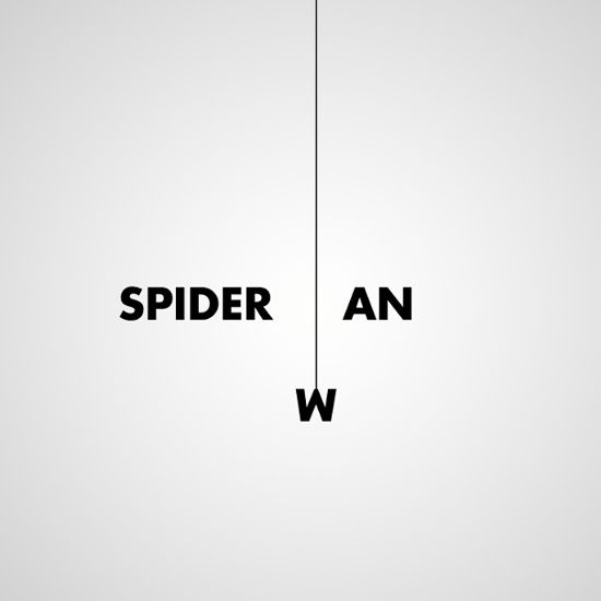Après vous avoir présenté les détournements typographiques de Peter Kay, je suis bien obligé de vous montrer la série Word as Image de Ji Lee (artiste dont