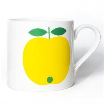 Omena-muki iso keltainen 21€