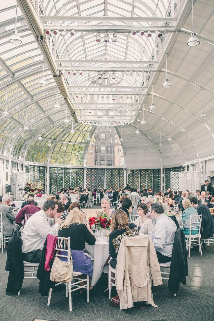 wedding reception locations nyc%0A Brooklyn Botanic Garden Palm House Reception   Storytellers  u     Co    TheKnot com    Botanical Gardens WeddingBrooklyn