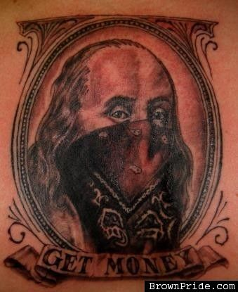 Money Tattoos Meanings and Design   InkDoneRight  Money is truly a symbol of power. Getting money tattoos is very similar in nature to showing off money, without the actual requirement of having money...
