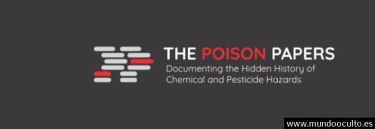 100.000 páginas de secretos de la Industria Química han permanecido durante décadas en un granero de Oregón hasta ahora