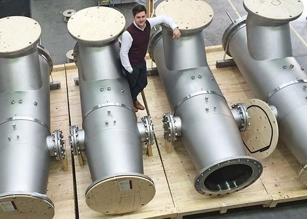 UV Units Solve Cryptosporidium Problem for Water Treatment Works