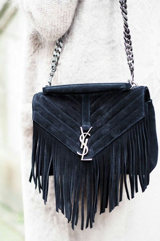 17 Best Images About Ysl Bags On Pinterest Tassels