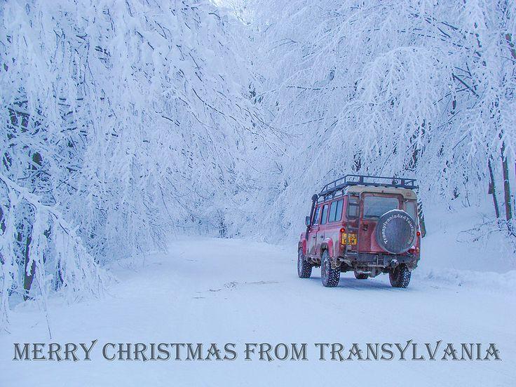 Merry Christmas from Transylvania!