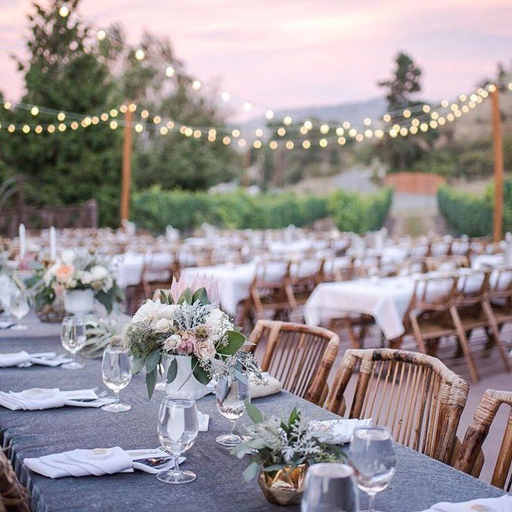 "100 Likes, 7 Comments - Dani Matthews (@weddings_by_dani) on Instagram: ""This weather has me missing the beautiful modern-boho wedding we did last summer at @karmavineyards…"""