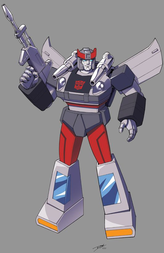 •Bluestreak: Transformers by ZeroMayhem