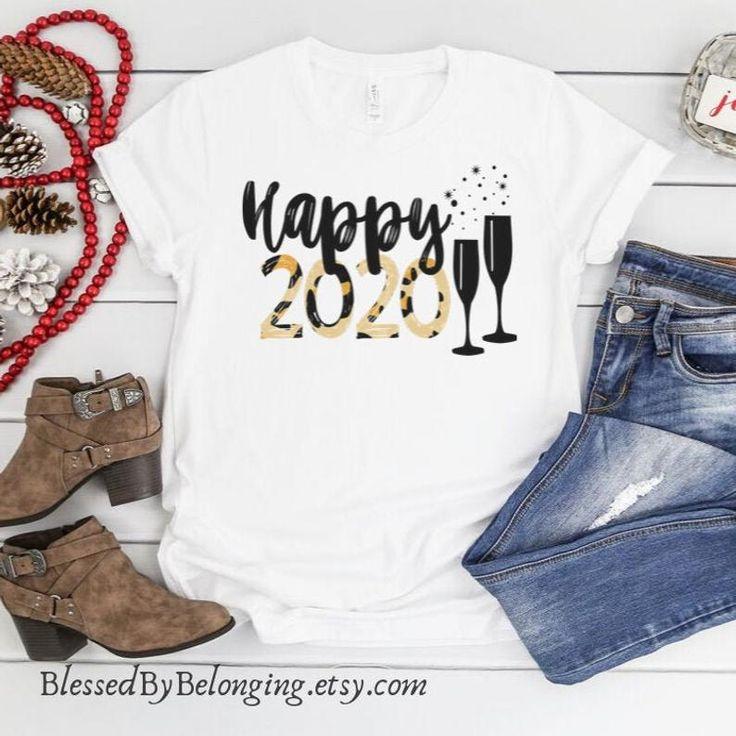 Happy New Years ShirtNew Years Eve Shirt WomenWomens New