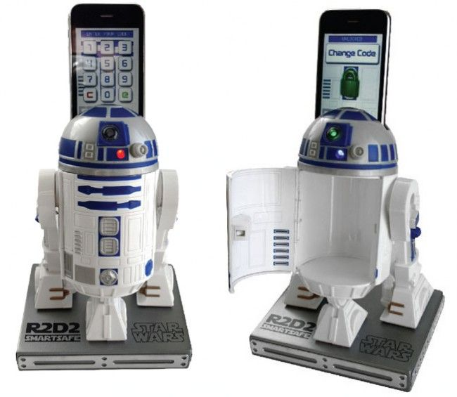 R2D2 Star Wars iPhone Safe