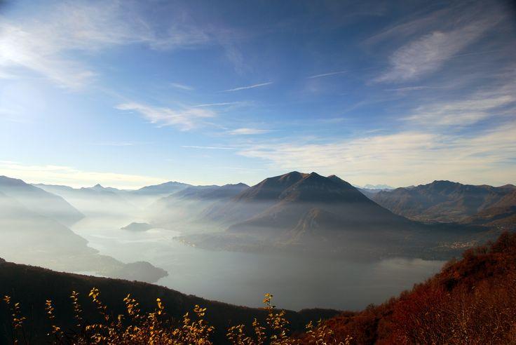 Passo Agueglio, Lago di Como #passoagueglio #lagodicomo #lakecomo