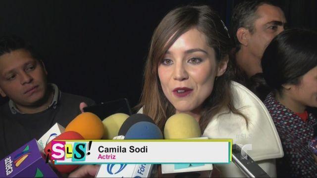 Camila Sodi podría regresar a las telenovelas (VIDEO)