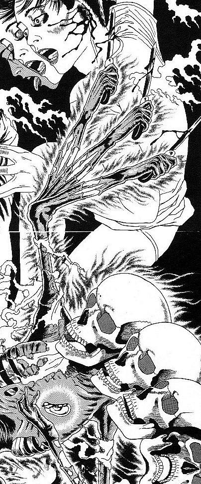 Suehiro Maruo    Lunatic lovers