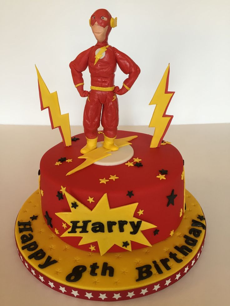 A Flash Gordon Theme Cake June 2015 Birthday Junk
