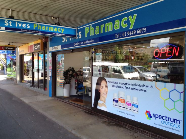 Spectrumceuticals available from St Ives Pharmacy, 192A Mona Vale Rd, St Ives NSW