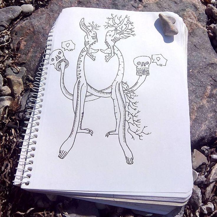 """""""Dr-w-ng / #drawing / #dibujo"""""""