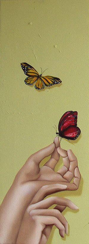 Evita Medina | Detalle de La cueva de las Desilusiones