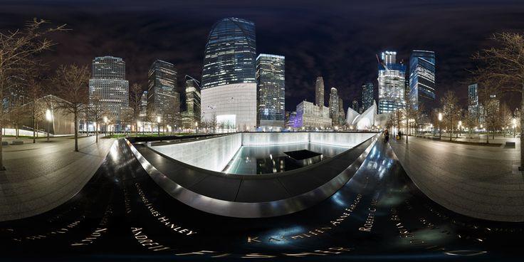 Nowy+Jork+nocą:+9/11+Memorial