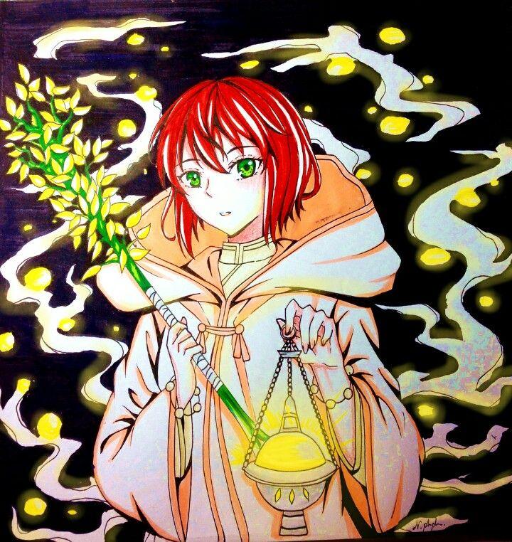 The ancient magus bride  Hatori chise <Slay Vega>