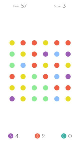 Top Free iPhone App #118: Dots: A Game About Connecting - Betaworks One by Betaworks One - 05/06/2014