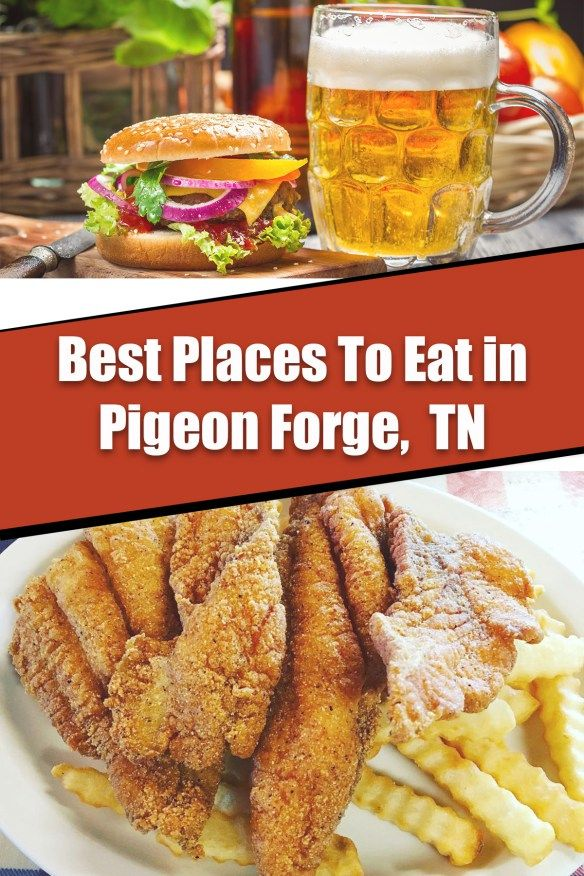 Best Places to Eat in the Great Smoky Mountains