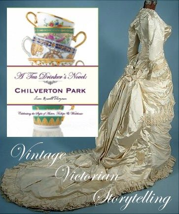 Indulge your Victorian muse. Live in the vintage world of Victoria era fiction from Susan Russell Thompson http://amzn.to/2aaEYcd