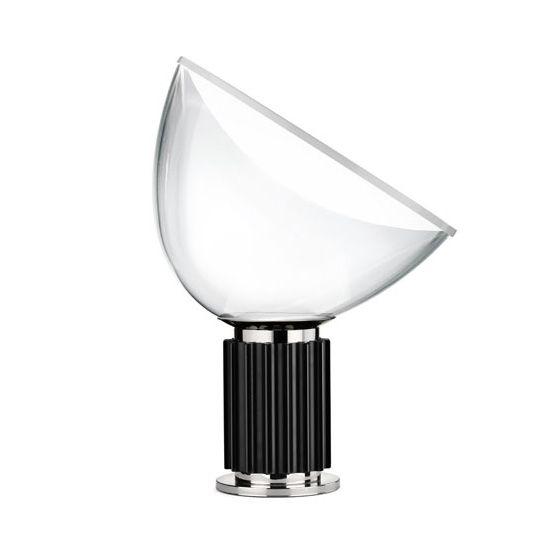 Taccia Small Bordslampa, Svart/Vit 8440 kr. - RoyalDesign.se