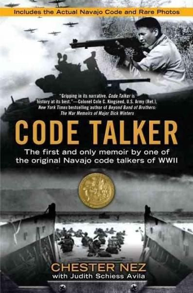 The first and only memoir by one of the original Navajo code talkers of WWII-includes the actual Navajo Code and rare photos. Although more than 400 Navajos served in the military during World War II