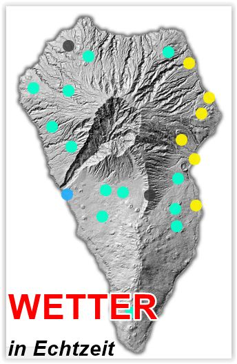 Das Kanaren-Wetter in den nächsten Tagen NEWS:  —- keine Meldung —- Das Kreuzfahrtwetter von eltiempo.es  …und zum Vergleich die AEmet Wetter-Vorhersage Der staatliche Wetterdienst AEmet liegt mit seinen...